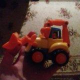 Трактор. Фото 1.
