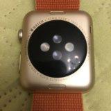 Часы apple watch sport 42 mm. Фото 3.