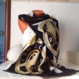 Kenzo кашемировый палантин. Фото 1.