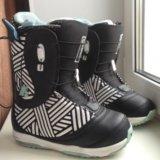 Ботинки для сноуборда burton. Фото 1. Москва.