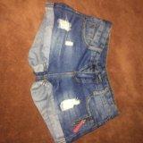 Платный джинс/шорты. Фото 1.
