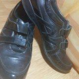 Осенние ботинки 38 р. Фото 1. Пенза.