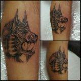 Татуировки. Фото 1.