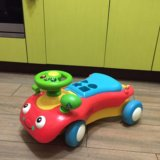 Машинка-ходунок elc. Фото 3.