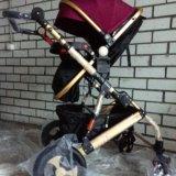 Детская коляска-трансформер jiaobei 2 в 1. Фото 4.