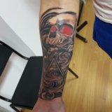 Татуировки. Фото 2.