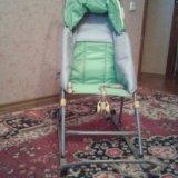 Санки-коляска. Фото 2.