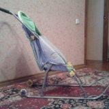 Санки-коляска. Фото 3.