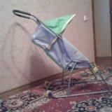 Санки-коляска. Фото 4.