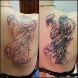 Татуировки. Фото 4.