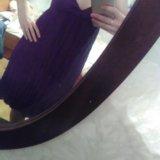 Продам фиолетовое платье. Фото 1. Москва.