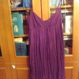 Продам фиолетовое платье. Фото 2. Москва.