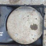 Диффузор радиатор бмв е34. Фото 1. Москва.