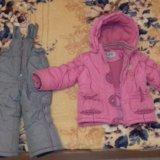 Зимний комбинзон для девочки. Фото 1. Волгоград.