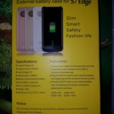 Power case samsung galaxy s7 edge. Фото 2.