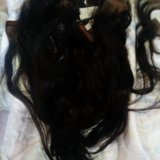 Волосы натуральные на лентах... Фото 1. Сыктывкар.