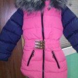 Зимняя куртка. Фото 1. Новомосковск.