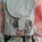 Рюкзак ручная работа. Фото 1.