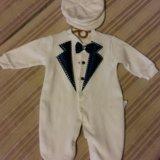 Продам костюм,комбинезон можно на выписку. Фото 1.