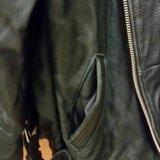 Курточка кожанная. Фото 3. Киров.