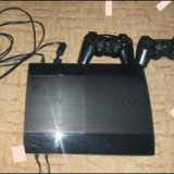 Sony playstation 3. Фото 1.