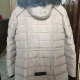 Куртка зимняя женская очень теплая. Фото 3. Лобня.