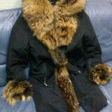 Пальто зимнее. Фото 1. Лотошино.