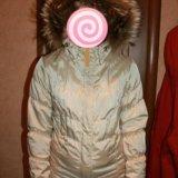Куртка, натуральный мех. Фото 2.