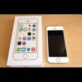 Iphone 5s 16 gb gold. Фото 1.