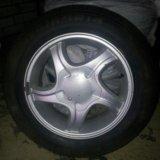 Комплект колес. Фото 1. Троицк.