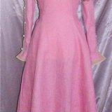 Длинное платье в этническом стиле. Фото 1. Глебовский.