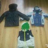 Куртки на мальчика. Фото 1.