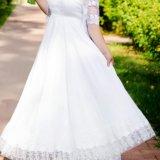 Свадебное платье 52-54-56. Фото 2. Иваново.