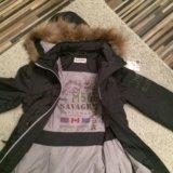 Пальто куртка savage. Фото 1.