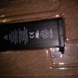 Аккамулятор для айфона 4. Фото 1. Рошаль.