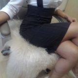 Юбка платье с высокой талией. Фото 1.