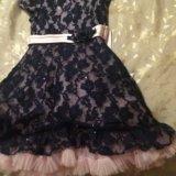 Детское платье 6-7 лет. Фото 1.