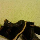 Ботинки,13размер. Фото 2.