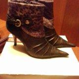Демисезонные ботинки карнаби. Фото 4.