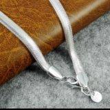 Ожерелье -  змейка посеребренное. Фото 2. Яблоновский.