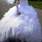 Свадебное платье. Фото 1. Батайск.
