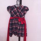 Платье на рос 112-118. Фото 1.