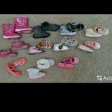 Обувь и одежда мешком. Фото 1. Москва.