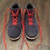 Замшевые ботинки adidas. Фото 1. Москва.