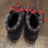 Замшевые ботинки adidas. Фото 3. Москва.