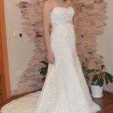 Свадебное платье. Фото 1. Златоуст.