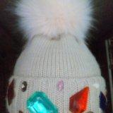 Продам шапку новую. Фото 1. Самара.
