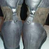 Ботинки thomas munz. Фото 1.