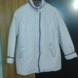 Куртка осенняя 62-64. Фото 1.