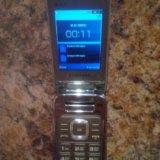 Телефон самсунг дуос. Фото 1.